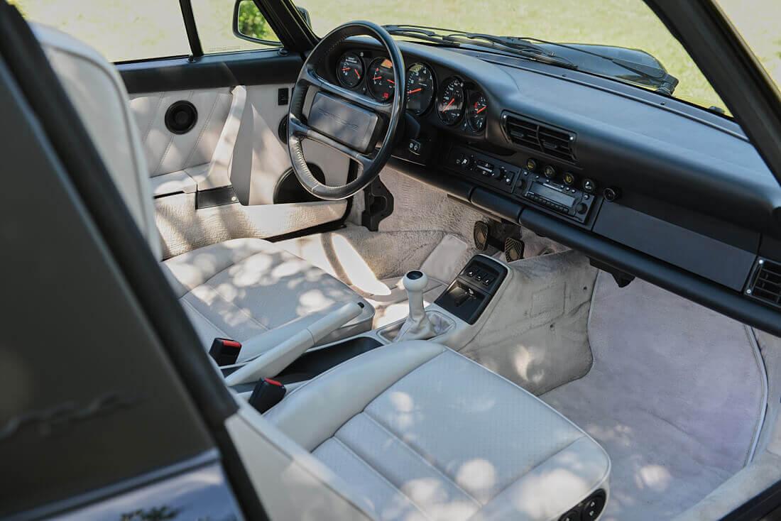 Classic Collection, Porsche 964 Targa, 1991, 4