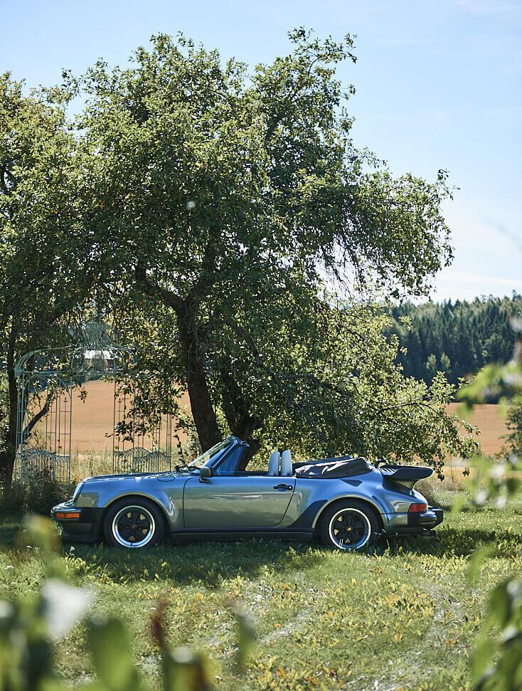 Classic Collection, Porsche 911 Turbo Cabriolet, 1988, 12