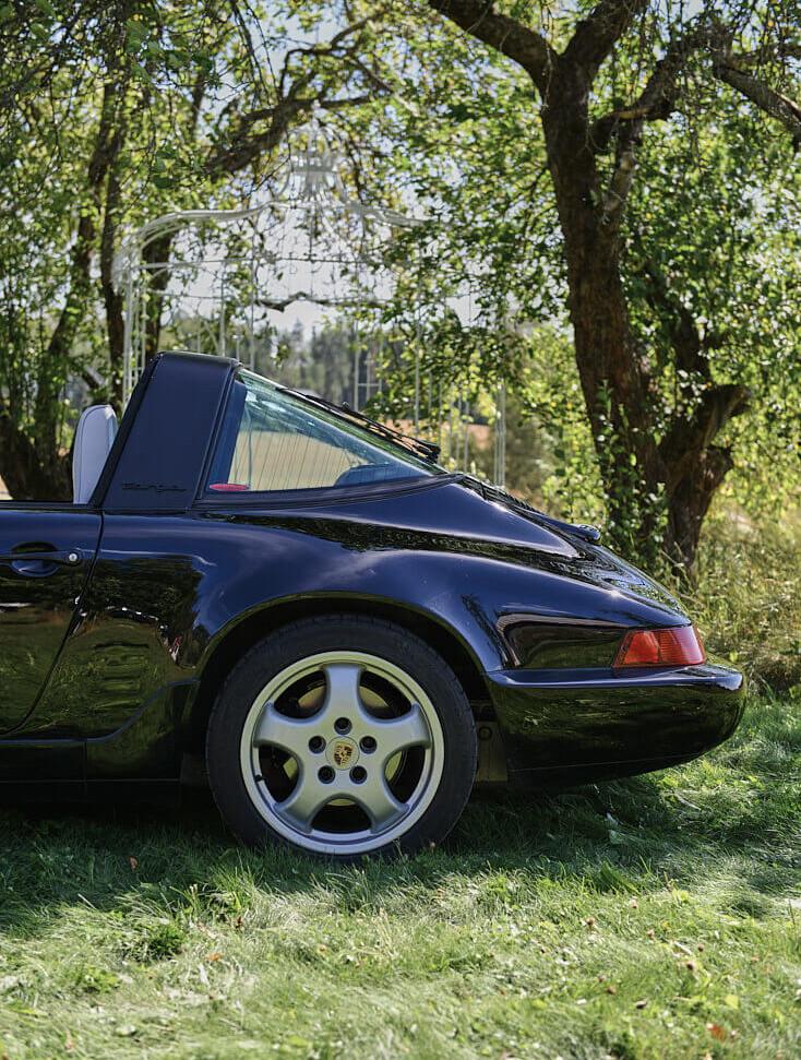 Classic Collection, Porsche 964 Targa, 1991, 12