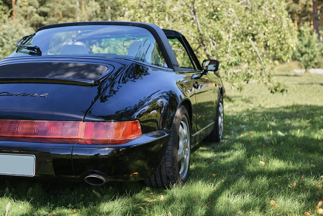 Classic Collection, Porsche 964 Targa, 1991, 3