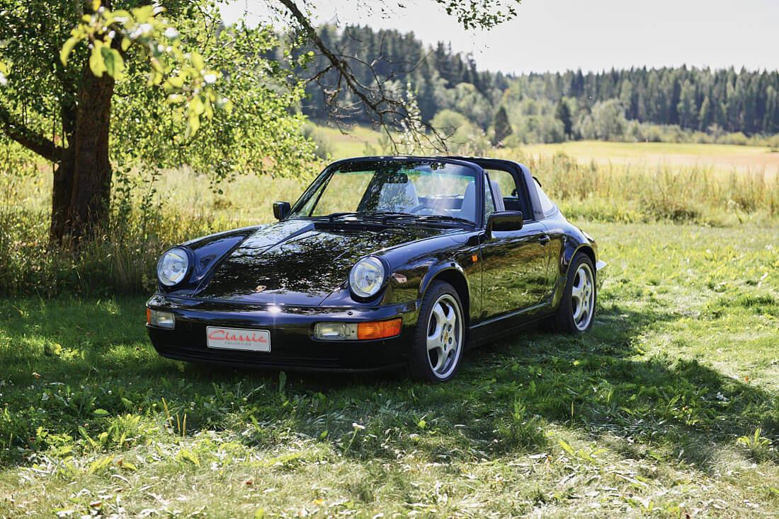 Classic Collection, Porsche 964 Targa, 1991, 1