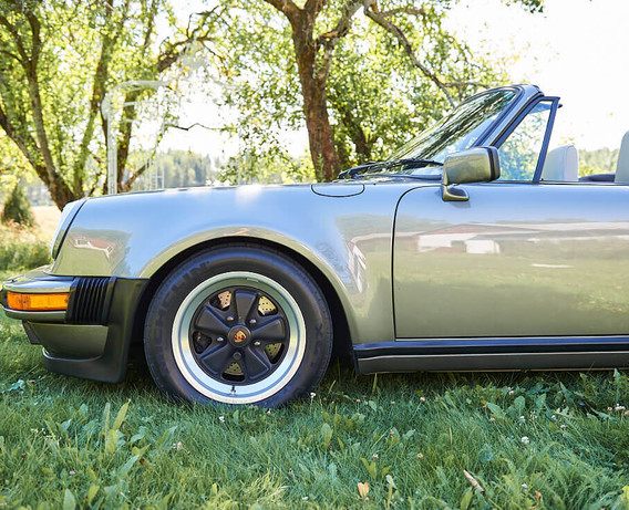 Classic Collection, Porsche 911 Turbo Cabriolet, 1988, 13