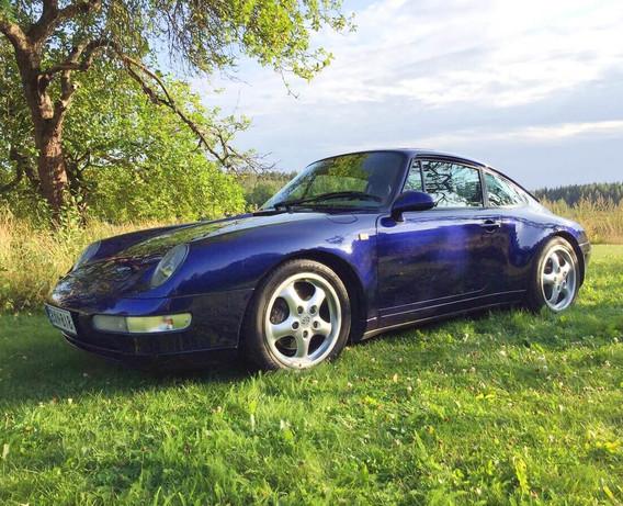 Classic Collection, Porsche 993, 1994, 1