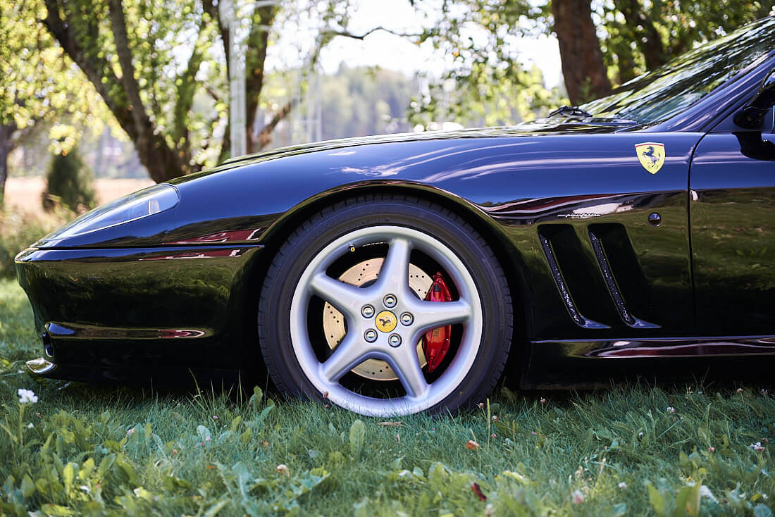 Classic Collection, Ferrari 550 Maranello, 1998, 6