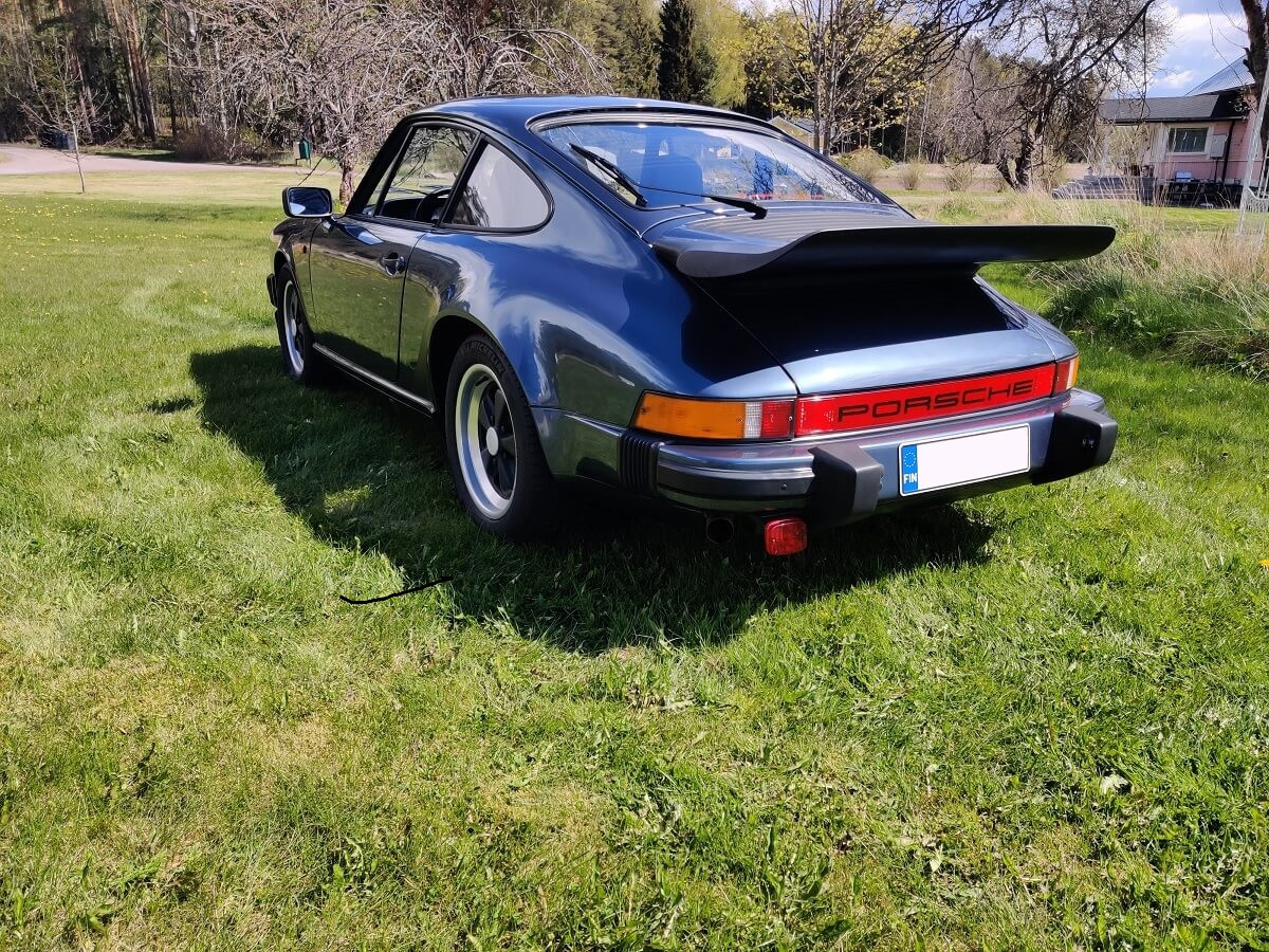 Classic Collection, Porsche 911 SC, 1982, 2