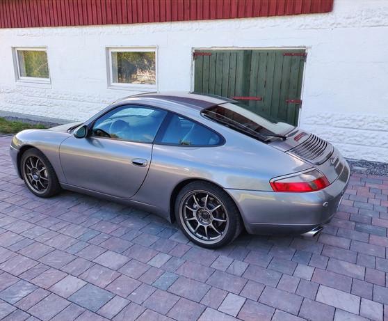 Classic Collection, Porsche 996 C4, 2001, 7