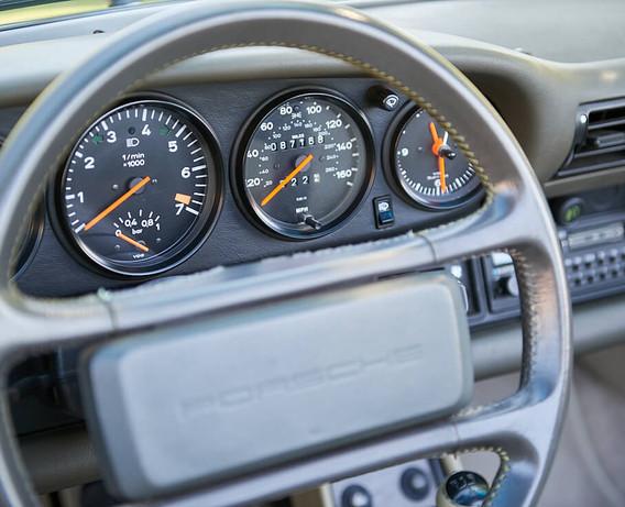 Classic Collection, Porsche 911 Turbo Cabriolet, 1988, 9