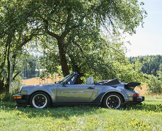 Classic Collection, Porsche 911 Turbo Cabriolet, 1988, 2