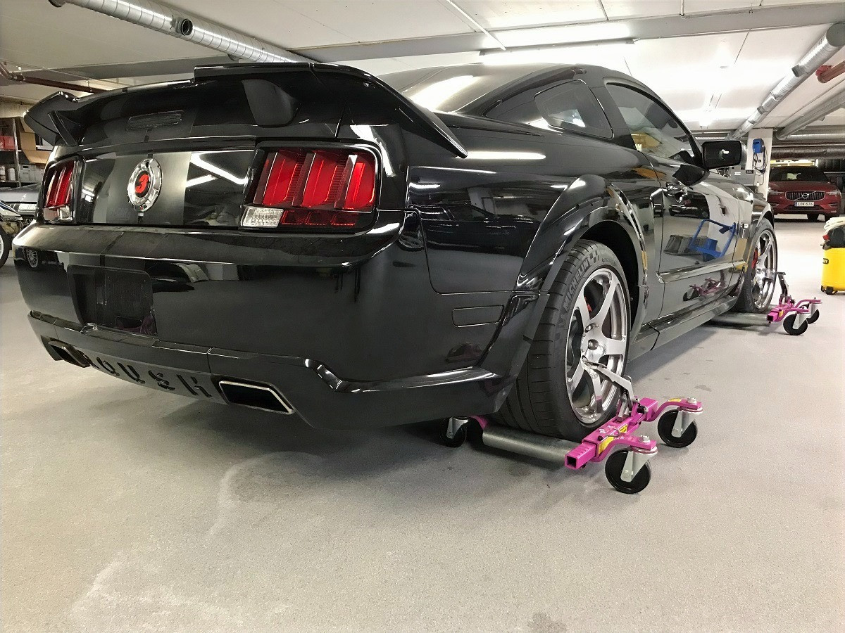 Classic Collection, Ford Mustang Roush,