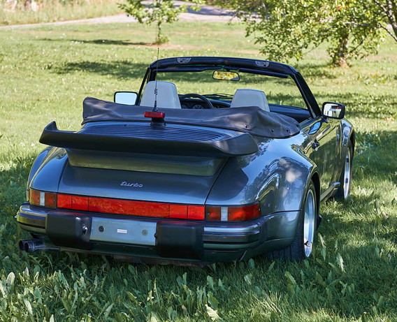 Classic Collection, Porsche 911 Turbo Cabriolet, 1988, 3