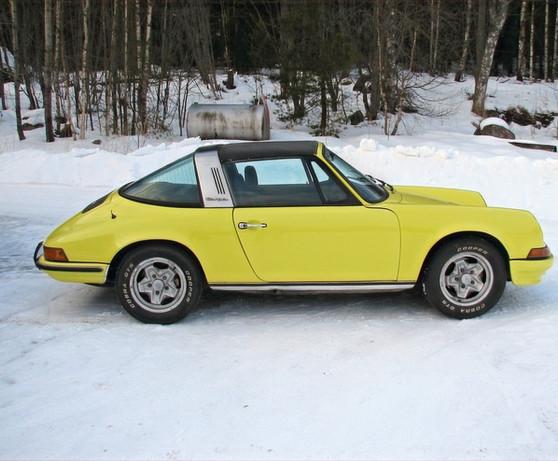 Classic Collection, Porsche 911 E Targa,