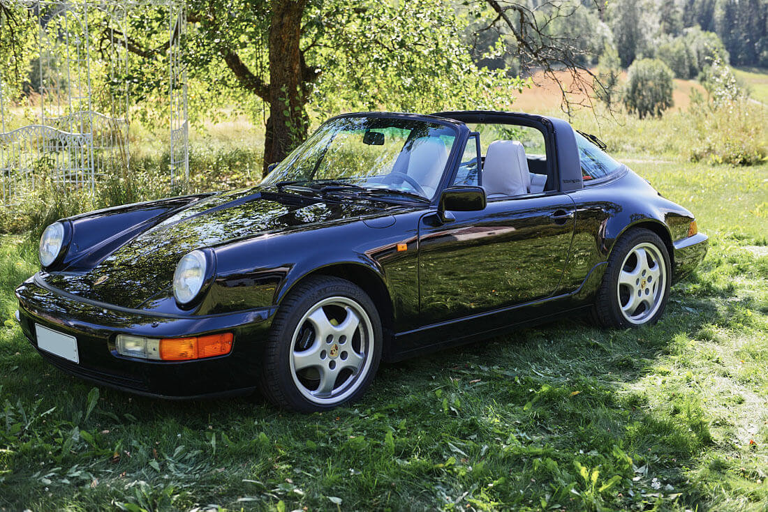 Classic Collection, Porsche 964 Targa, 1991, 7