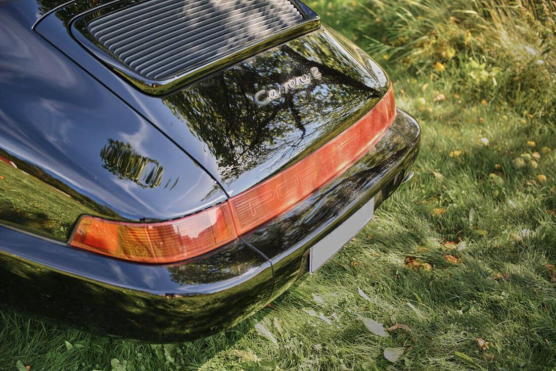 Classic Collection, Porsche 964 Targa, 1991, 17