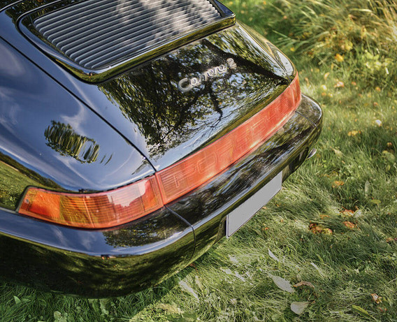Classic Collection, Porsche 964 Targa, 1991, 17