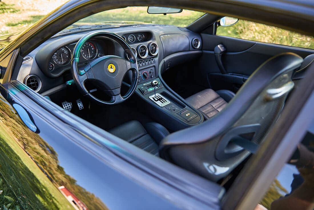 Classic Collection, Ferrari 550 Maranello, 1998, 4