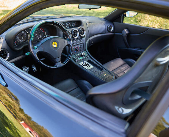 Classic Collection, Ferrari 550 Maranello, 1998, 4