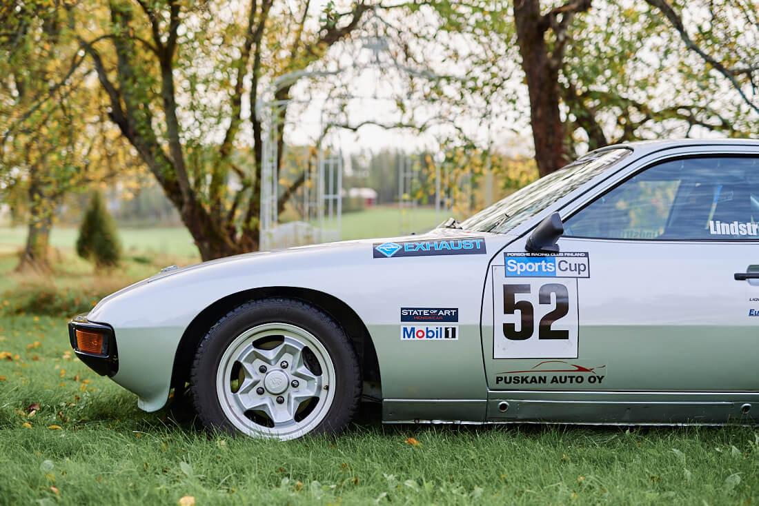 Classic Collection, Porsche 924 Turbo FIA, 1979, 5