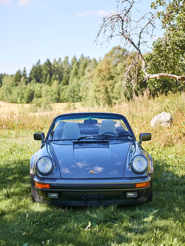 Classic Collection, Porsche 911 Turbo Cabriolet, 1988, 11