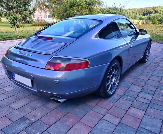Classic Collection, Porsche 996 C4, 2001, 2