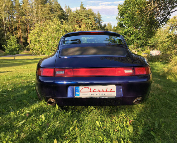 Classic Collection, Porsche 993, 1994, 9