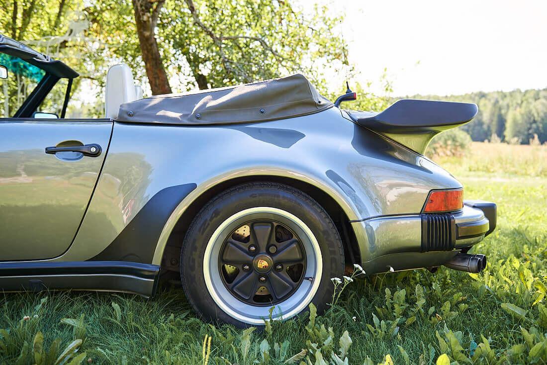 Classic Collection, Porsche 911 Turbo Cabriolet, 1988, 14
