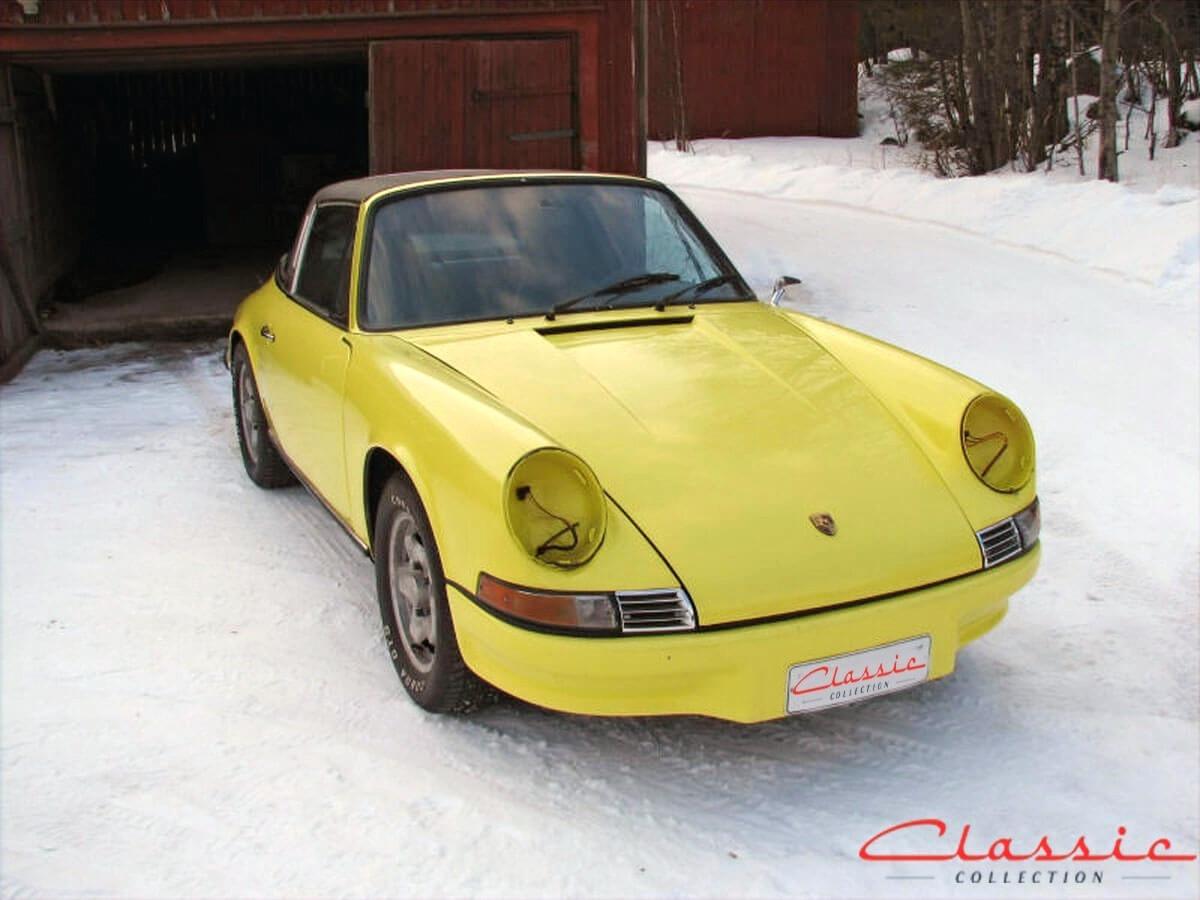 Classic Collection, Porsche 911 E Targa
