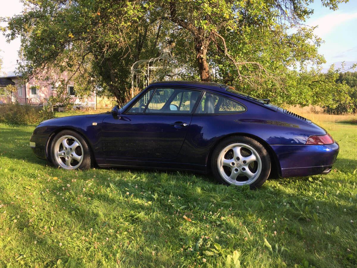 Classic Collection, Porsche 993, 1994, 8