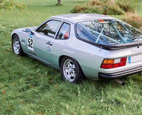 Classic Collection, Porsche 924 Turbo FIA, 1979, 16