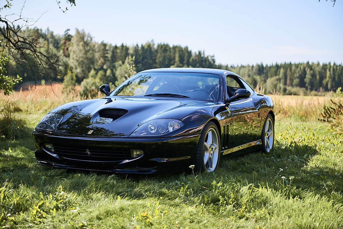 Classic Collection, Ferrari 550 Maranello, 1998, 1