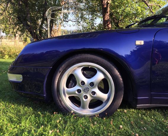 Classic Collection, Porsche 993, 1994, 6