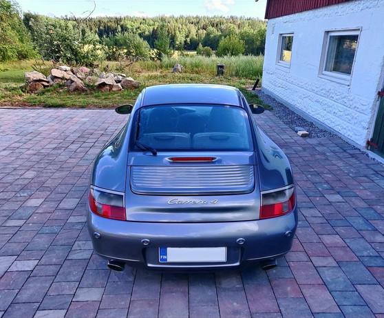Classic Collection, Porsche 996 C4, 2001, 8
