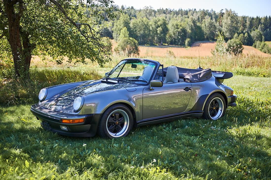 Classic Collection, Porsche 911 Turbo Cabriolet, 1988, 1