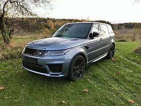 Classic Collection, Range Rover Sport, P
