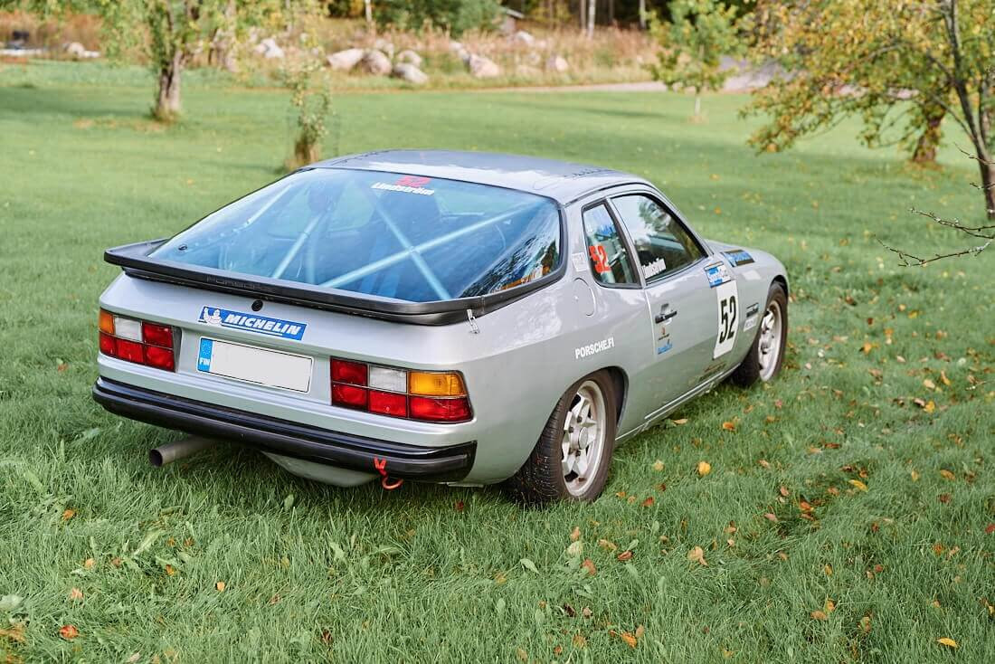 Classic Collection, Porsche 924 Turbo FIA, 1979, 18