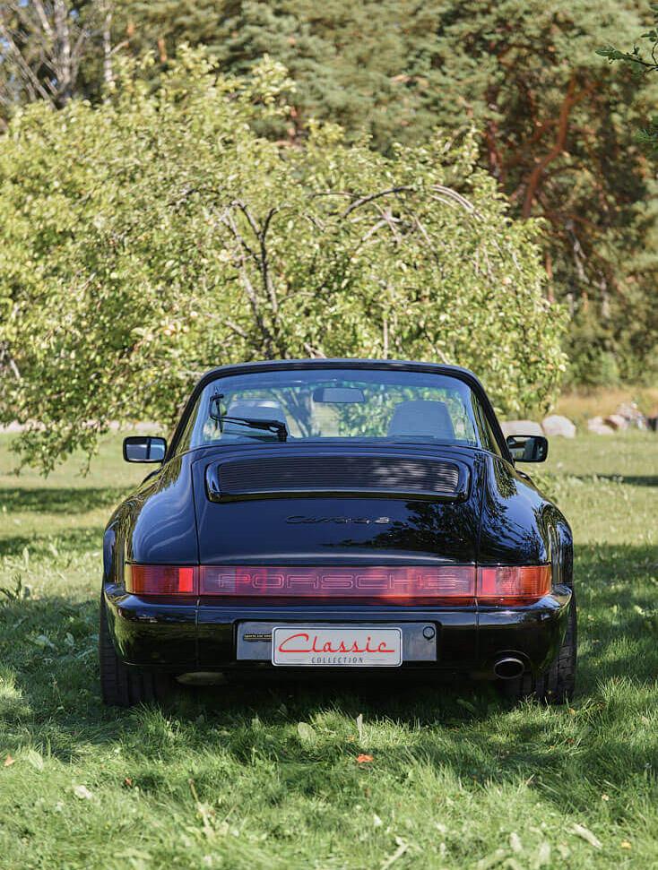 Classic Collection, Porsche 964 Targa, 1991, 10