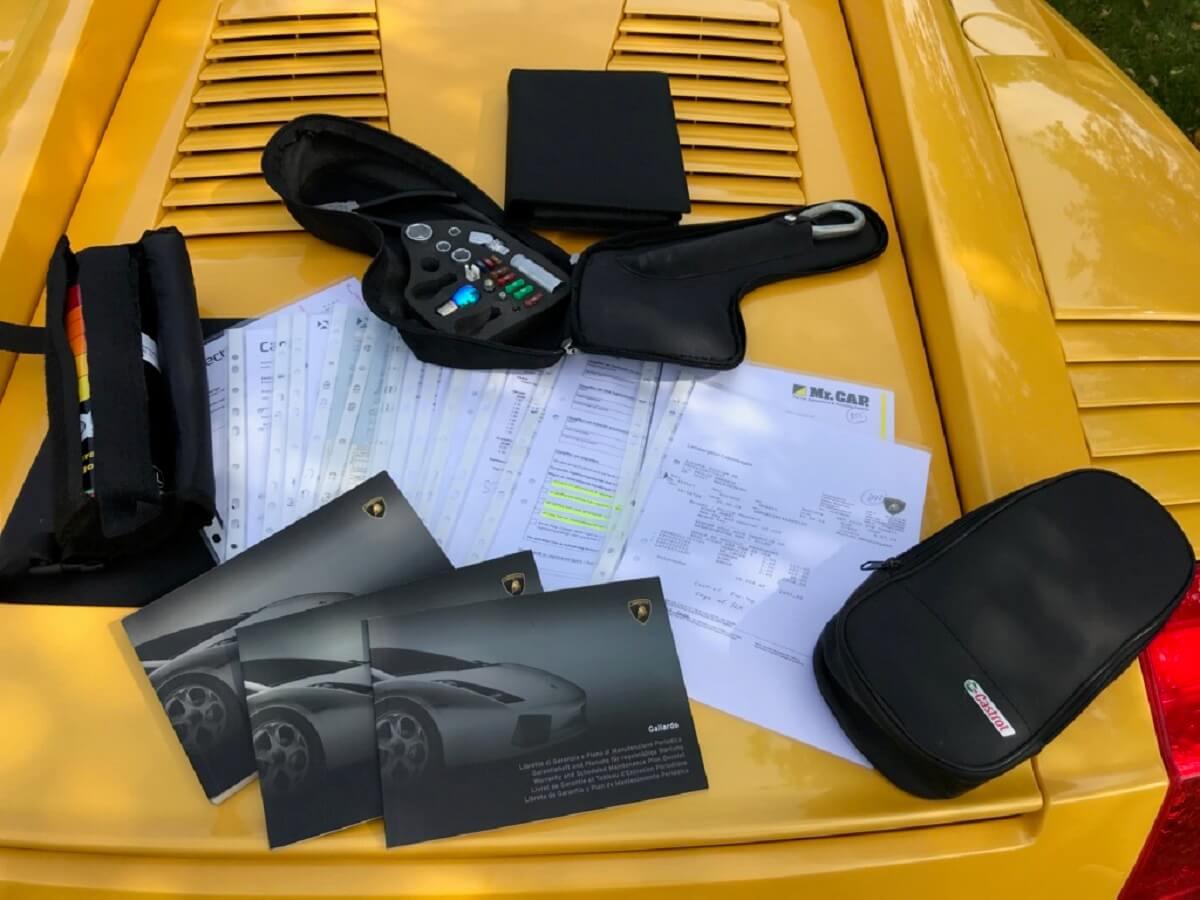 Classic Collection, Lamborghini Gallardo, 2004, 13
