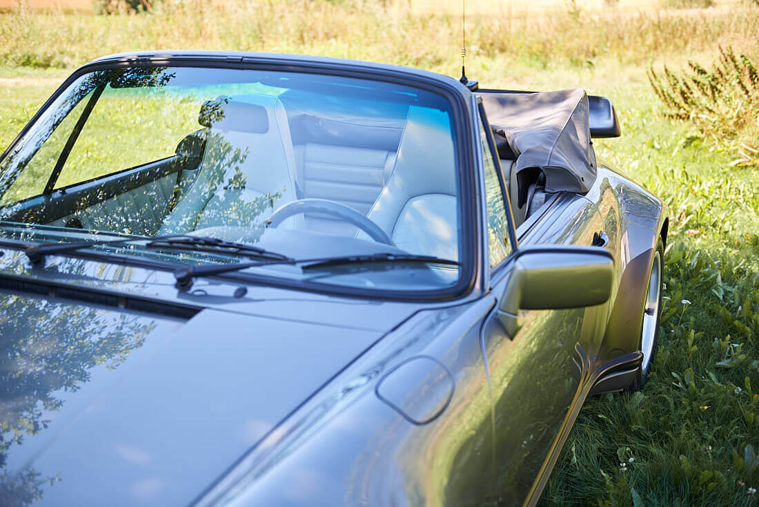 Classic Collection, Porsche 911 Turbo Cabriolet, 1988, 16