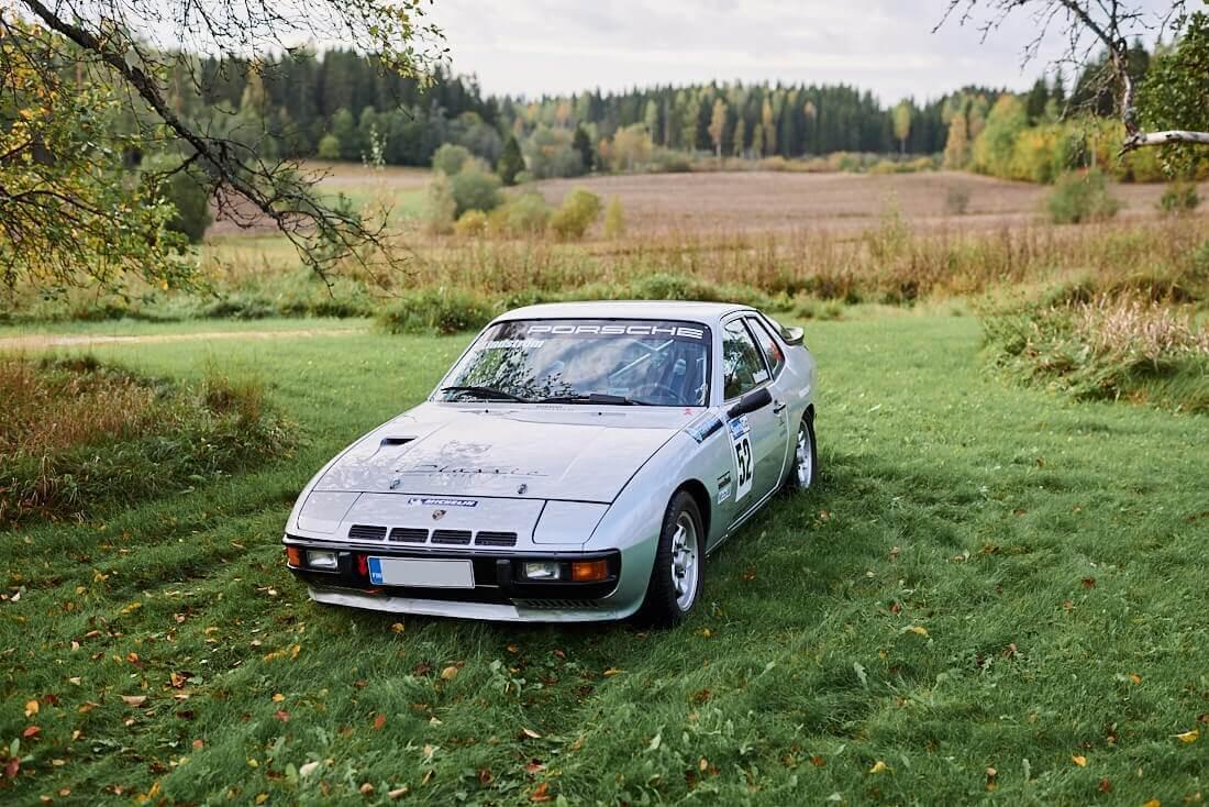 Classic Collection, Porsche 924 Turbo FIA, 1979, 12