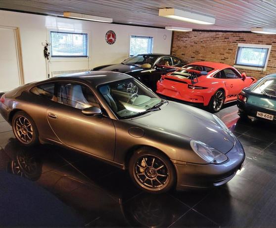 Classic Collection, Porsche 996 C4, 2001, 21
