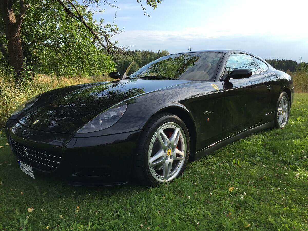Classic Collection, Ferrari 612 Scaglietti, 2006, 1