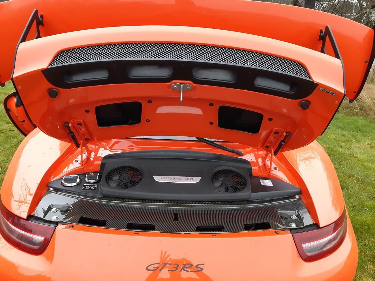 Classic Collection, Porsche 991 GT3 RS,