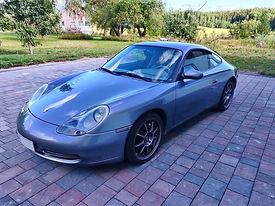 Classic Collection, Porsche 996 C4, 2001, 1