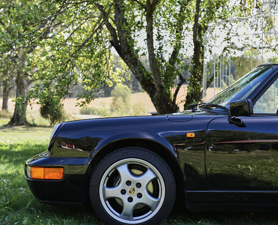 Classic Collection, Porsche 964 Targa, 1991, 11