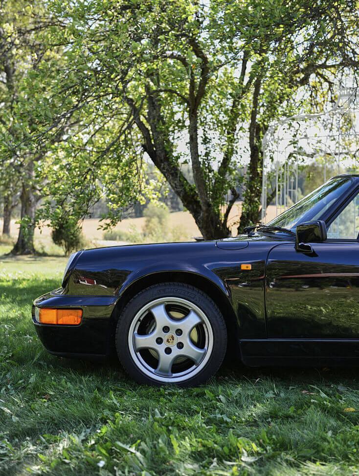 Classic Collection, Porsche 964 Targa, 1991, 11