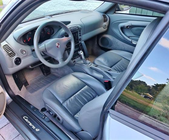 Classic Collection, Porsche 996 C4, 2001, 18