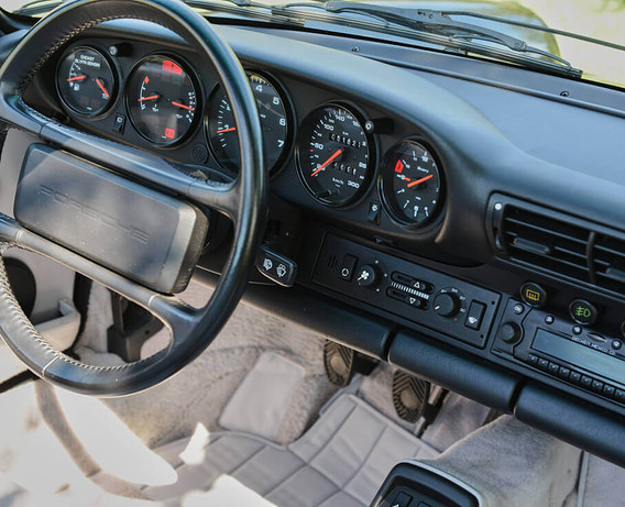 Classic Collection, Porsche 964 Targa, 1991, 20