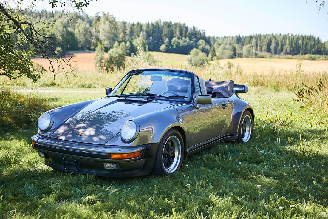 Classic Collection, Porsche 911 Turbo Cabriolet, 1988, 10