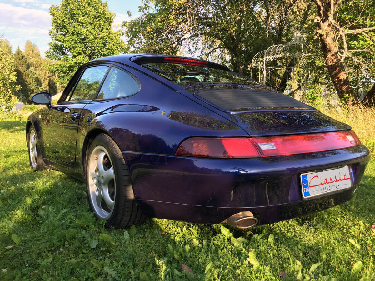 Classic Collection, Porsche 993, 1994, 3
