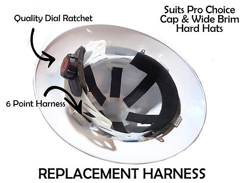 REPLACEMENT HARNESS - PROCHOICE