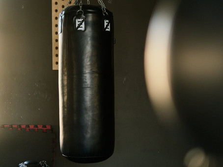 ULTIMATE HEAVY BAG WORKOUT!